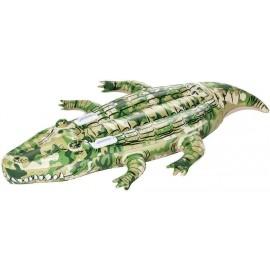 Bestway CAMO CROCODILE RIDER - Nadmuchiwany krokodyl
