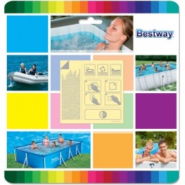 Bestway UNDERWATER ADHESIVE REPAIR - Zestaw naprawczy