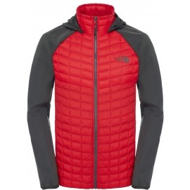 The North Face M THERMOBALL HYBRID HOODIE - Męska kurtka