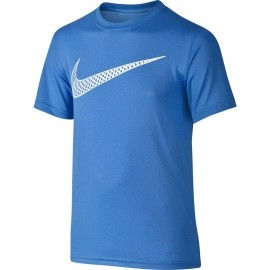 Nike LEG TRAINING CAT HOOK TEE YTH