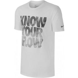 Nike NIKE TEE-KNOW YOUR FLOW - T-shirt męski
