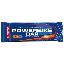 Nutrend POWERBIKE 45G KARMEL BAR