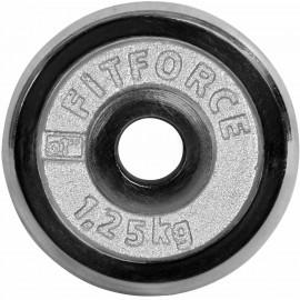 Fitforce OBCIAZENIE 1,25KG CHROM