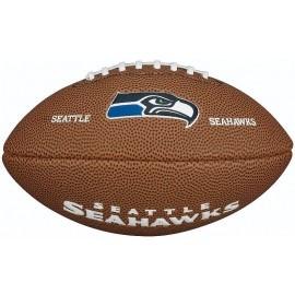 Wilson NFL MINI TEAM LOGO FB SE - Piłka do futbolu amerykańskiego