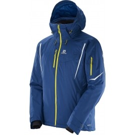 Salomon ENDURO JKT M MIDNIGHT BLUE