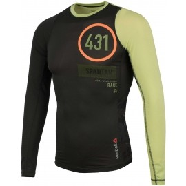 Reebok SPARTAN PRO LONG SLEEVE COMPRESSION