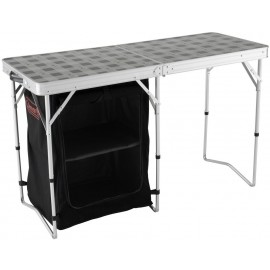 Coleman 2IN1 CAMP TABLE AND STORAGE