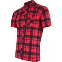 Sensor SQUARE M - Koszulka kolarska męska
