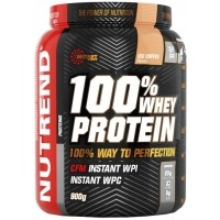 Nutrend 100 WHEY PROTEIN 900G BANAN