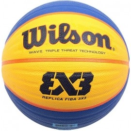 Wilson FIBA 3X3 REPLICA RBR - Piłka do koszykówki