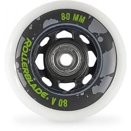Rollerblade WHEELS PACK URBAN 80-80A+SG7 - Zestaw kółek do łyżworolek