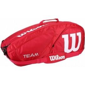 Wilson TEAM II 6PK BAG - Torba tenisowa
