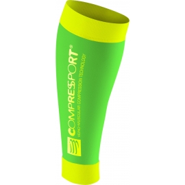 Compressport CALF R2 FLUO