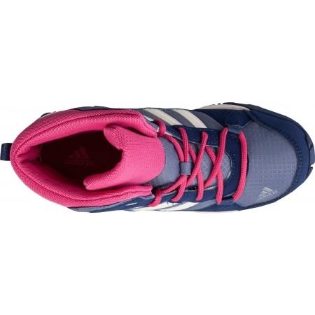Buty trekkingowe dziecięce - adidas HYPERHIKER - 7