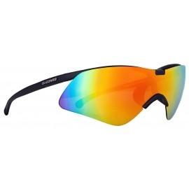 Blizzard RUBBER BLACK SET - Okulary przeciwsłoneczne