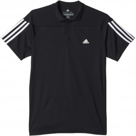 adidas BASE 3S POLO - Koszulka męska