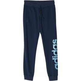 adidas ESSENTIALS LINEAR PANT - Spodnie dresowe damskie