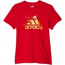 adidas ESS LOGO - Koszulka męska