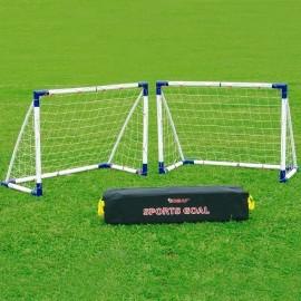 Outdoor Play JC-429A - Składane bramki do piłki nożnej zestaw