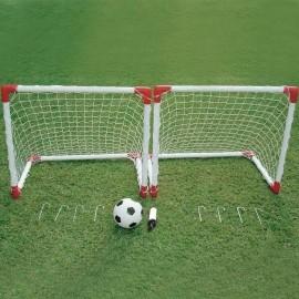 Outdoor Play JC-219A - Składane bramki do piłki nożnej zestaw