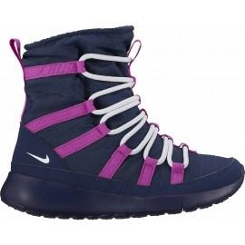 Nike ROSHE ONE HI - Obuwie zimowe dziewczęce
