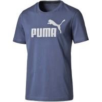Puma ESS NO.1 TEE - Koszulka męska
