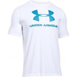 Under Armour SPORTSTYLE LOGO TEE - Koszulka męska