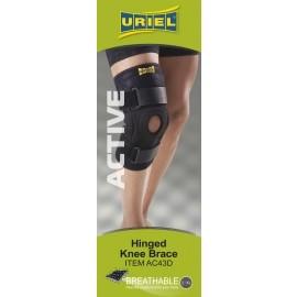 Uriel AC43D - Stabilizator kolana z podparciem rzepki