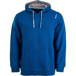 Reebok ELEMENTS FLEECE PULLOVER HOODIE - Bluza męska