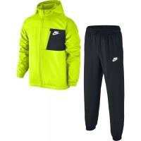 Nike SPORTSWEAR WARMUP TRACKSUIT - Komplet sportowy chłopięcy