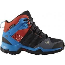 adidas AX2 MID CP K - Buty dziecięce outdoorowe