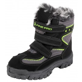 Alpine Pro TIMBER - Obuwie zimowe dziecięce