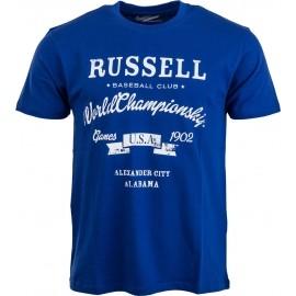 Russell Athletic KOSZULKA MĘSKA - Koszulka męska
