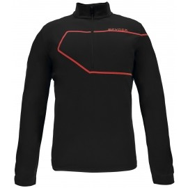 Spyder COMMANDER THERMA STRETCH T-NECK - Bluza męska