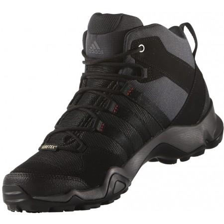 Obuwie trekkingowe męskie - adidas AX2 MID GTX - 5