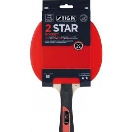Stiga 2 STAR ROCKET - Rakietka do tenisa stołowego