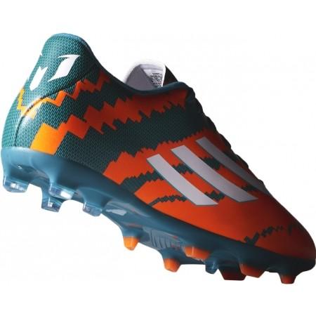 Męskie buty piłkarskie - adidas MESSI 10.3 FG - 4