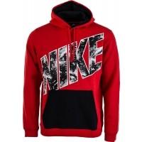 Nike FLEECE-CITY LIGHTS PO HDY - Bluza z kapturem męska
