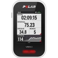 POLAR V650 HR - Komputer rowerowy z funkcją GPS