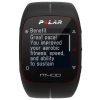 POLAR M400 HR - Zegarek sportowy z GPS i pomiarem tętna