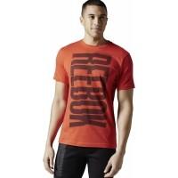 Reebok MAGNIFY TEE - Koszulka męska