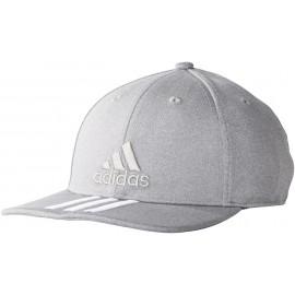adidas 6 PANEL CLASSIC CAP 3 STRIPES MELANGE