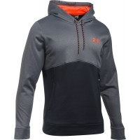 Under Armour STORM ARMOUR FLEECE ICON TWIST HOODIE - Bluza z kapturem męska