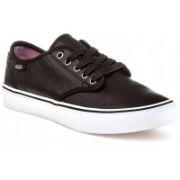 Vans W CAMDEN DX (Leather) Black - Tenisówki damskie
