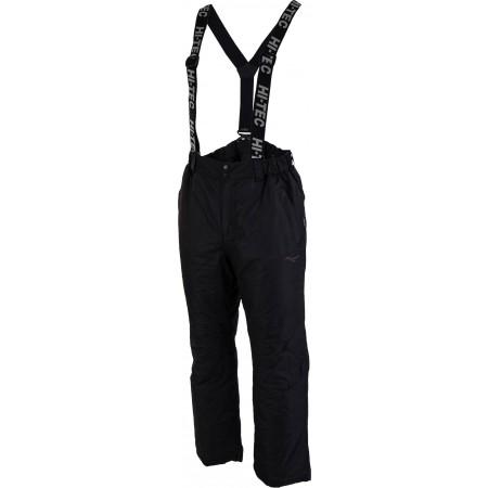 GRAL BASIC PANTS – Spodnie męskie - Hi-Tec GRAL BASIC PANTS - 1