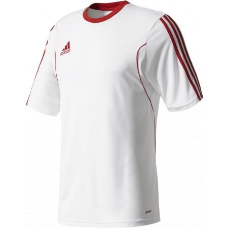 SQUAD 13 JERSEY SS JR – Strój piłkarski młodzieżowy - adidas SQUAD 13 JERSEY SS JR - 1