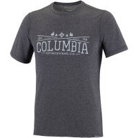 Columbia TRAIL SHAKER M SHORT SLEEVE SHIRT - Koszulka męska