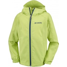 Columbia SPLASHFLASH II HOODED SOFTSHELL JACKET