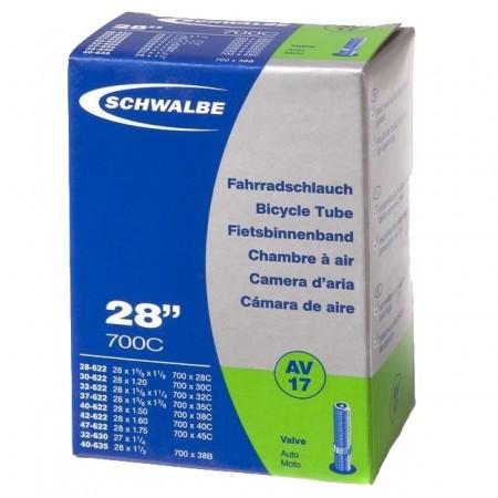 Dętka 28 - Schwalbe 28 AV17