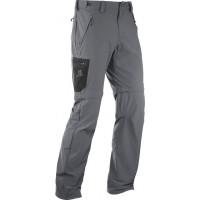 Salomon WAYFARER ZIP PANT M - Spodnie outdoorowe męskie